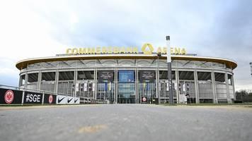 bundesliga: eintracht-stadion heißt zukünftig deutsche bank park