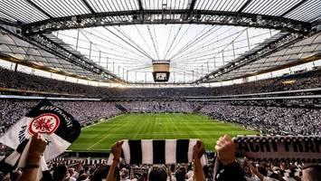 Nach 15 Jahren: Stadion von Eintracht Frankfurt bekommt neuen Namen