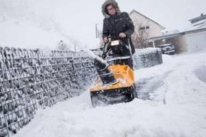 Streupflicht und Schneeräumen: Das müssen Anwohner wissen