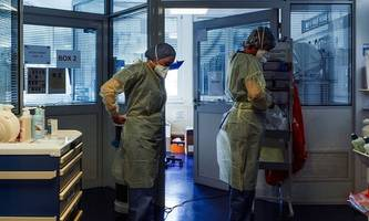 Österreich nimmt corona-patienten aus frankreich auf