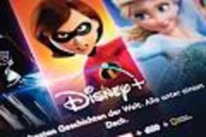 Streaming Neuheiten - Disney Plus: Diese Filme und Serien kommen im April neu dazu