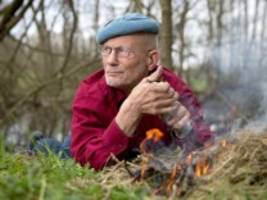Menschenrechtsaktivist: Survival-Experte Rüdiger Nehberg ist tot