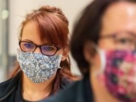 Auch für gesunde Menschen: Krankenhaushygieniker empfehlen Masken