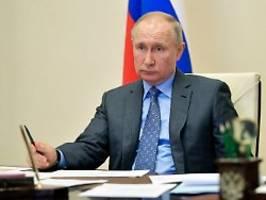 Billiges Öl beutelt Russland: Preiskrieg macht Putin kleinlaut