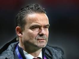 Warum geht es um Geld?: Ajax-Sportchef vergleicht Uefa mit Trump