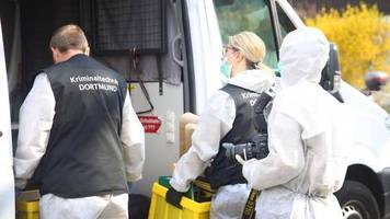 motiv und hintergrund unklar: mutter und drei kinder in dortmund getötet