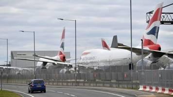 British Airways stellt vorübergehend 28.000 Mitarbeiter frei
