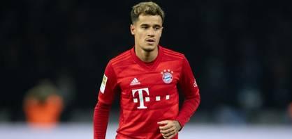 Coutinhos durchwachsene Zeit beim FC Bayern