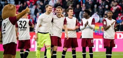 Die knifflige Lage im Kader des FC Bayern