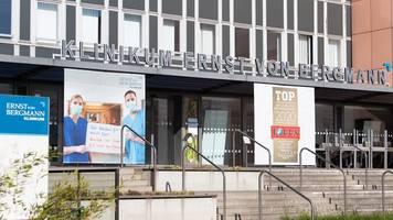 Corona: Potsdamer Bergmann-Klinikum erwartet RKI-Experten