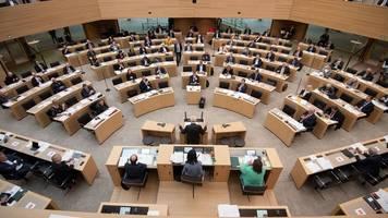 landtagswahl: parteien verschieben kandidaten-aufstellungen