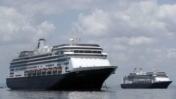drama um kreuzfahrtschiff: trump sagt passagieren der zaandam hilfe zu