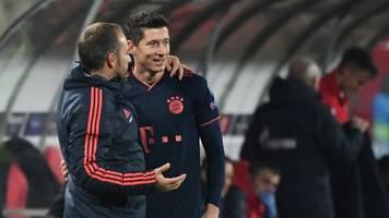 FC Bayern München - Flick traut Lewandowski Müllers 40-Tore-Marke zu: Machbar