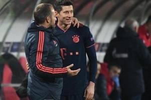 Flick traut Lewandowski Müllers 40-Tore-Marke zu: Machbar