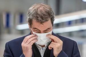 Bayern produziert Schutzmasken - erste Produktion läuft an