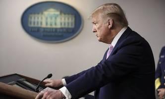 Trump erwägt teilweise Einstellung des Flugverkehrs