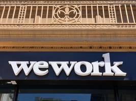 technikinvestor: softbank verzichtet auf milliarden-deal mit wework