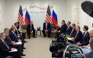 USA und Russland planen Wege, um Ölpreise zu stützen