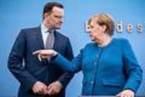 """""""deutschlandtrend"""" - deutsche sind mit regierung zufriedener als je zuvor"""