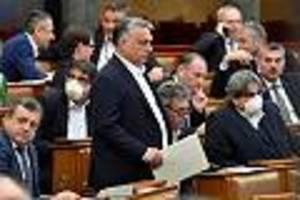 """13 EU-Staaten mit Erklärung - Ungarn: Orbáns """"Ermächtigungsgesetz"""" im Zuge der Corona-Krise spaltet Europa"""