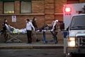 virus-hotspot in den usa - 240 corona-tote pro tag: nun muss new york sogar herzinfarkt-patienten sterben lassen