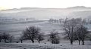 Wetter im Ticker -  DWD warnt vor Sturmböen im Norden