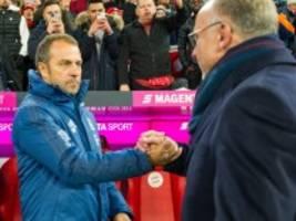 Hansi Flick beim FC Bayern: Länger als Pep