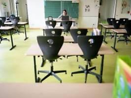 abschlussklassen zuerst zurück: lehrerverband: schulen werden lange zeit anders sein