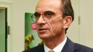 CDU-Politiker Boddenberg wird als neuer hessischer Finanzminister vereidigt