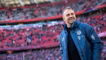 Fußball-Bundesliga: Hansi Flick bleibt Bayern-Trainer: Vertrag bis 2023