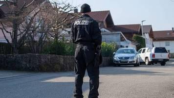 Oberbayern: Bundespolizistin erschießt offenbar ihre beiden Töchter und sich selbst