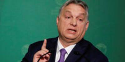 EU kritisiert Ungarn: Unmut über Notstandsgesetz wächst