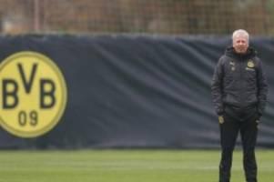 Coronavirus-Krise: Fußball-Bundesliga fährt Betrieb langsam hoch