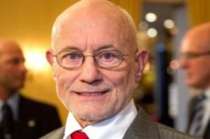 personen: ministerpräsident günther würdigt verdienste von nehberg