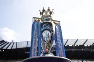 Premier League: Corona-Krise: Englische Fußball-Profis kürzen Gehälter nicht