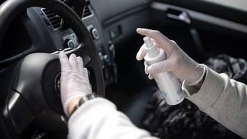 taxifahrer leiden unter umsatzeinbruch
