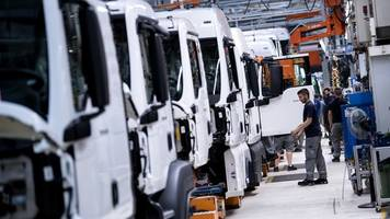 VW-Lkw-Tochter Traton: In China wieder Bestellungen