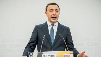 ziemiak: kohls europapolitik ist vorbild in corona-krise