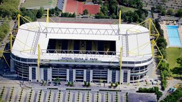 Dortmunds Fußball-Stadion wird zum Corona-Behandlungszentrum