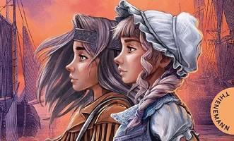 kinderbuch der woche: zwei mädchen im wilden westen