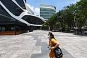 inselstaat trotzt dem virus - digitale waffen und staatliche fürsorge: was wir von singapurs corona-kurs lernen können