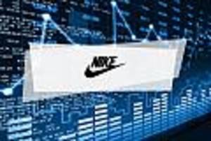 Nike-Aktie Aktuell - Nike legt 0,5 Prozent zu