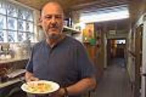 """""""rosins restaurants"""" - """"schul um!"""": frank rosin verliert bei überfordertem koch komplett die fassung"""