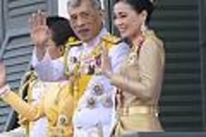 Er residiert in Luxus-Hotel in Bayern - Thai-König fliegt trotz Corona-Beschränkungen mit Privat-Boeing durch Deutschland