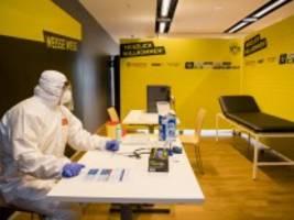Borussia Dortmund: Stadion wird zum Corona-Behandlungszentrum