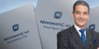 Corporate Bond-Preis für Novomatic