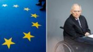 Wolfgang Schäuble: Corona kann die Demokratie nicht außer Kraft setzen