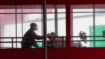 Daten der Uni Johns Hopkins: USA: Zahl der Corona-Infektionen steigt auf mehr als 300.000