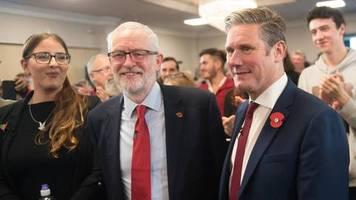 Großbritannien: Nachfolger von Jeremy Corbyn: Labour-Partei wählt Keir Starmer zu neuem Chef