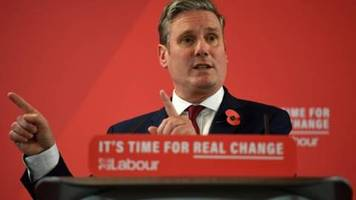 Keir Starmer zum neuen Labour-Chef in Großbritannien gewählt